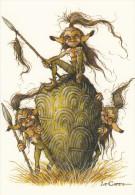 Thematiques BD Elfes Fées Légendes Trolls Lutins Sorcieres Magies Illustration Nikolaz Les Korrigans - Contes, Fables & Légendes