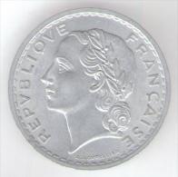FRANCIA 5 FRANCS 1950 - J. 5 Franchi