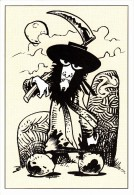 Thematiques BD Elfes Fées Légendes Trolls Lutins Sorcieres Magies L'Ankou Illustration Avalon Les Esprits - Märchen, Sagen & Legenden