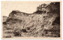 FRA FAXE KALKBRUD - ENVIRONS De BRODERUP - CARRIERE DE PIERRES A CHAUX - Mines