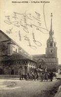 BAR-sur-AUBE-    Eglise St-Pierre - Bar-sur-Aube