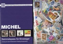 Motivation Sammelspaß Für Einsteiger 2014 Neu 60€ With 250 Stamps Briefmarken Sammeln Junior-Wissen Catalogue Of Germany - Saber