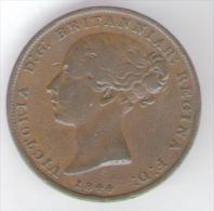 JERSEY 1/26 SHILLING 1844 - Jersey