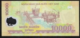 VIETNAM  P119i ?   10.000  DONG    2014     UNC. - Vietnam