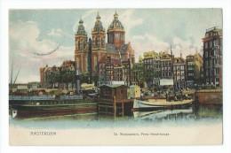 Amsterdam - St. Nicolaaskerk, Prins Hendrikkade - Amsterdam