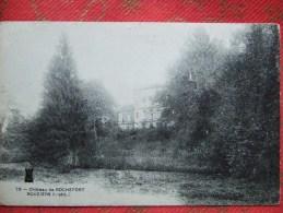ROUZIERS / CHATEAU DE ROCHEFORT  / TRES JOLIE CARTE / 1908 - Autres Communes
