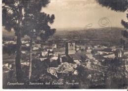 Campobasso - Panorama Dal Castello Monforte - Campobasso