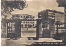 Campobasso - Ingresso Villa Comunale Da Piazza Savoia - Campobasso