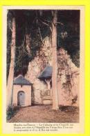 * Marche Les Dames (Namur - La Wallonie) * (J. Mat Phototypie - Legia) Calvaire Et Chapelle, Aiguille Du Vieux Bon Dieu - Namur