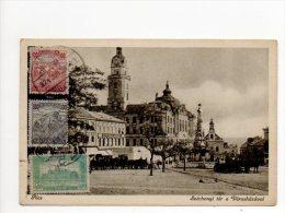 Pécs Fiakker Pferdekutsche - Hungary