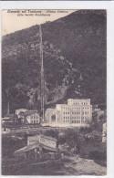 CARD OLEVANO SUL TUSCIANO OFFICINA ELETTRICA SOCIETA' MERIDIONALE(SALERNO)-FP-VSF-2-0882-20337 - Salerno