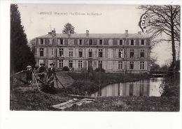 Carte 1910 HERCE / LE CHATEAU DU BAILLEUL - Francia