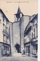 Cp , 79 , PARTHENAY , Porte De L'Horloge (XIIIe S.) - Parthenay