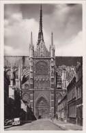 Cp , 80 , AMIENS , La Cathédrale , Portail Sud De La Vierge Dorée - Amiens