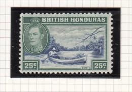 King George VI - 1938 - British Honduras (...-1970)