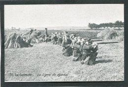 EN CAMPAGNE - 31 - La Ligne De Combat - Manovre