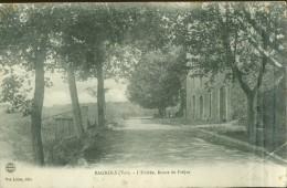 83 - Bagnols En Forêt,  L'Entrée, Route De Fréjus - Sonstige Gemeinden