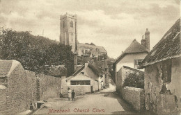 ANGLETERRE MINEHEAD CHURCH TOWN SOMERSET - Minehead