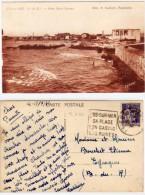 FOS SUR MER - Anse St Gervais - Rare Cachet Daguin De FOS   (13)  (66136) - France