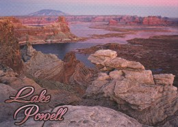 Amérique - Etats-Unis = Lake Powell - Lake Powell