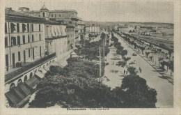 44Sm   Italie Civitavecchia Viale Garibaldi - Civitavecchia