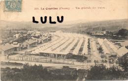DEPT 23 ; Camp De La Courtine , Vue Générale Des Tentes - La Courtine