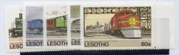 Serie Nº 600/4 Lesotho - Treni