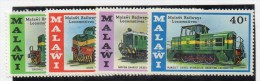 Serie Nº 273/6  Malawi - Treni