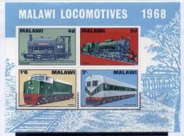 Hb-11 Malawi - Treni