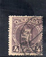 ESPAGNE 1901-5 O - 1889-1931 Kingdom: Alphonse XIII