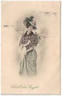 Glückliches Neujahr - PTL Vienne 279 - 1913 - Vienne
