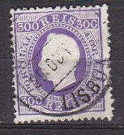 PGL AA1120 - PORTUGAL Yv N°49 (A) - 1862-1884 : D.Luiz I