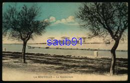 Lot De 3 CPA -  La Nouvelle - Le Sanatorium - La Réserve - La Plage à L'heure Du Bain Réf:31310 - 31311 - Port La Nouvelle