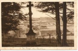 Saint-Léger-de-Fourches - Vu Du Calvaire - France