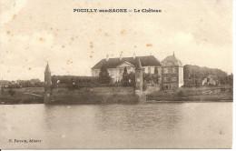 Pouilly-sur-Saône - Le Château - France