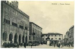 M.40.  RIMINI  - Tram - Rimini