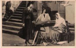 NAZARETH THE CARPENTER'S SHOP 6   1937 - Israele