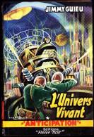 FN / Fusée N° 22 - L' Univers Vivant - Jimmy Guieu - ( EO 1953 ) . - Fleuve Noir