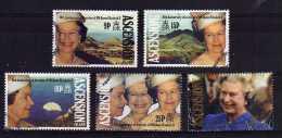 Ascension Island - 1992 - 40th Anniversary Of QEII's Accession - Used - Ascension (Ile De L')