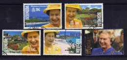 Bermuda - 1992 - 40th Anniversary Of QEII's Accession - Used - Bermudes