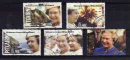 Pitcairn Islands - 1992 - 40th Anniversary Of QEII's Accession - Used - Pitcairn