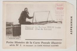 Lestrem.Pub Laboratoires Fournier.Petite Histoire De Carte Postale Illustrée.Bleriot,Ile De Ré,Roi Des Belges,Lindbergh. - Francia