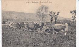 Labour, Repos Dans Le Sillon En Savoie, Non Circulée - Ohne Zuordnung