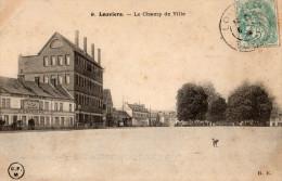 LOUVIERS           LE CHAMP DE VILLE - Louviers