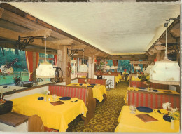 Hotel Restaurant Café Tannenhof-bergisch Gladbach-cpm - Bergisch Gladbach
