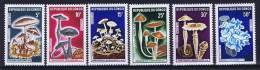 CONGO - MUSHROOMS - 1970. - Mi. 232 -7 -MH/* - Ongebruikt