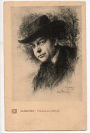 LÉON HORNECKER . PORTRAIT DE HANSI - Réf. N°1245 - - Illustrateurs & Photographes