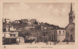 ALGERIE - BIRMANDREIS - Place De L'Eglise - Andere Steden