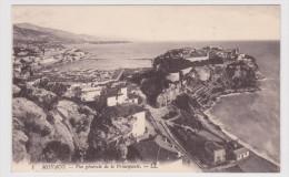 MONACO - N° 1 - VUE GENERALE DE LA PRINCIPAUTE - Monaco