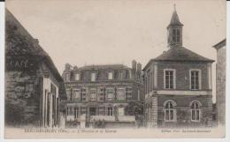 J : Oise :   BERTHECOURT : L'  Hospice   Et La  Mairie - Francia